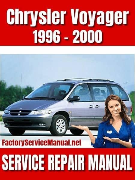 Chrysler Voyager 1996 2000 Service Repair Manual